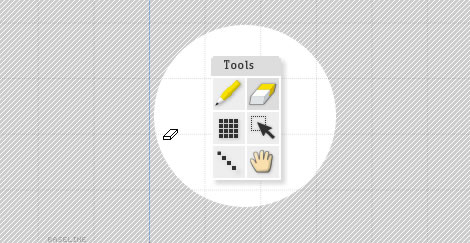 The Tool Palette