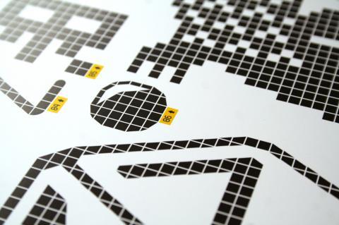 FontStruct Poster Dot