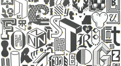 FontStruct poster detail
